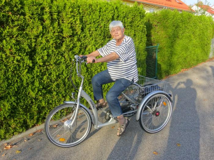 Erwachsenen-Dreirad