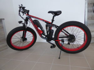 Fat Bike Cyrusher XF800