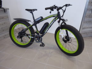 Fat Bike Cyrusher XF660